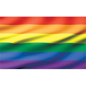 LGBTI Rainbow Flag